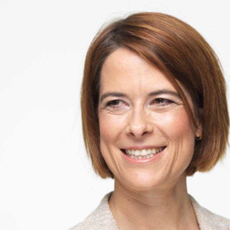 Petra Gössi, neue FDP-Chefin, in Recherswil